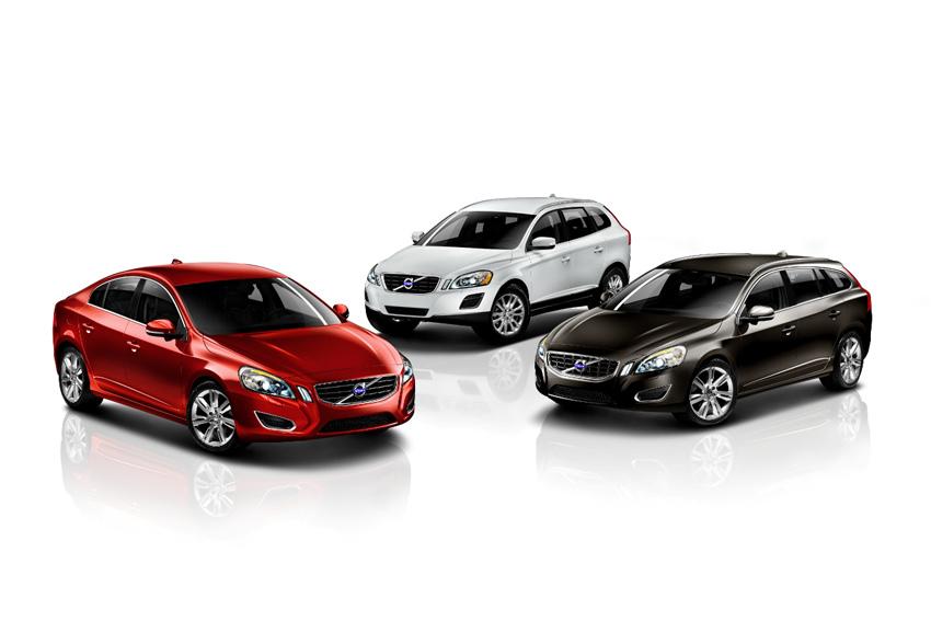 01:元月份 VOLVO 主力 60 車系 S60 V60 XC60 分別以 135 110 209 輛的銷售成績獲得消費者的青睞。
