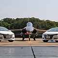圖2_LUXGEN5 Sedan M+ vs IDF戰鬥機