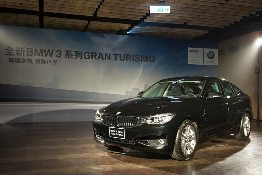 【新聞照片五】全新BMW 3系列GRAN TURISMO Sport Line