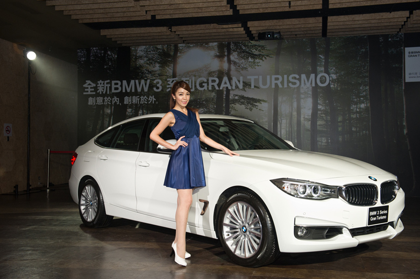 【新聞照片四】全新BMW 3系列GRAN TURISMO Luxury Line