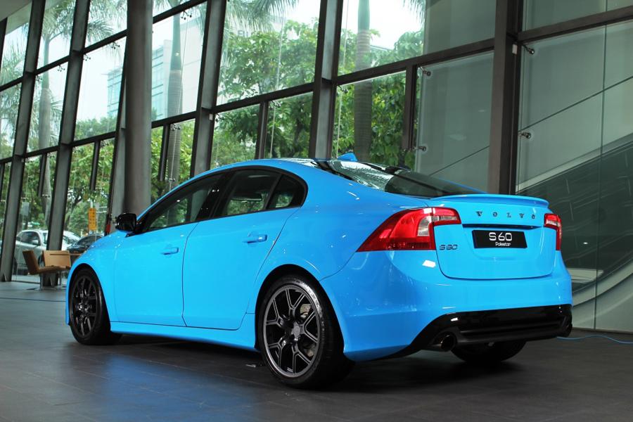 04:Volvo S60 Polestar Concept 概念車的誕生不僅只代表 VOLVO 汽車與 Polestar 在賽事方面累積的技術精華和冠軍榮耀,更象徵 VOLVO 汽車開啟全新性能之路。 - 複製.JPG