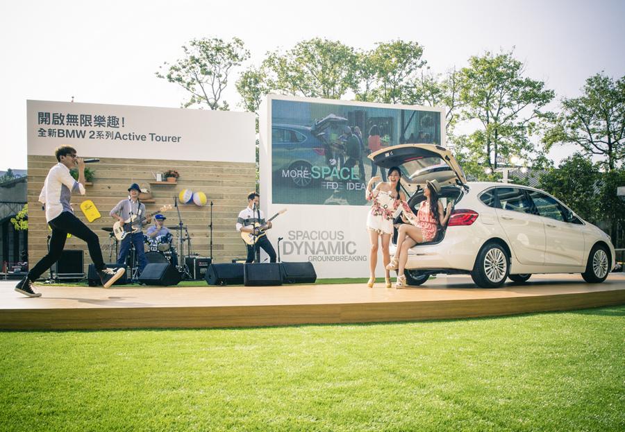 【新聞照片五】宇宙人樂團於全新BMW 2系列Active Tourer 媒體預賞現場熱情演唱.jpg