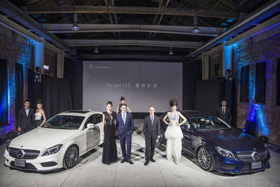 全新CLS Coupé及Shooting Brake今正式登台,建議售價為428萬元起.jpg