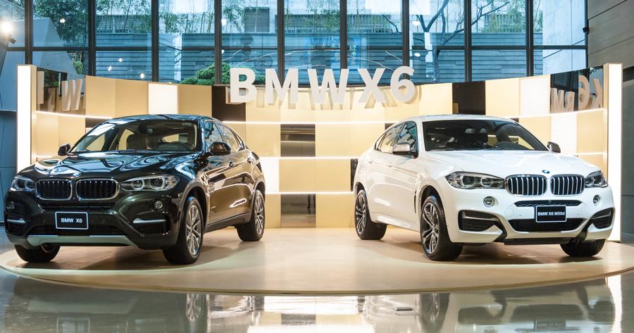 【新聞照片一】全新BMW X6豪華休旅跑車 磅礡登場.jpg
