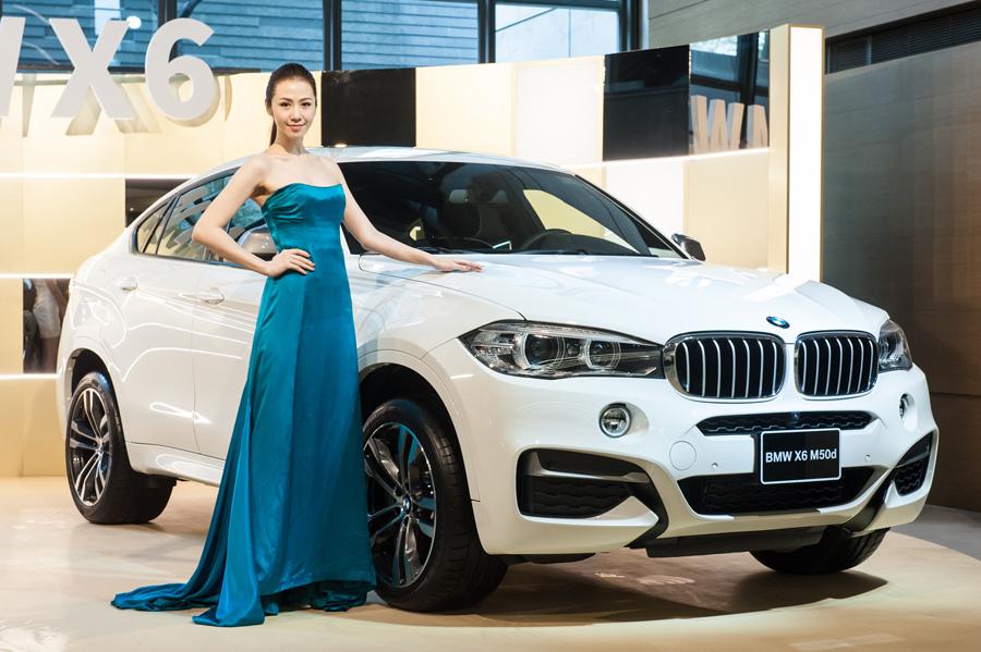 【新聞照片七】全新BMW X6 M50d.jpg