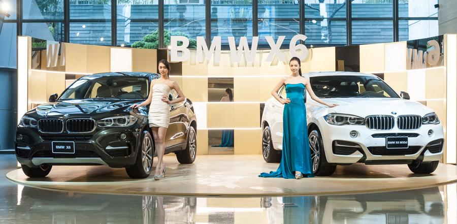 【新聞照片三】全新BMW X6豪華休旅跑車 磅礡登場.jpg