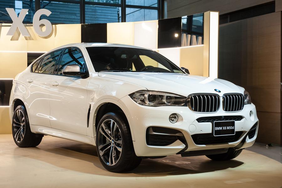 【新聞照片六】全新BMW X6 M50d.jpg