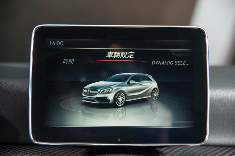 呈現高解析度TFT螢幕一舉放大至7吋規格,若要選擇更震撼的視覺傳達,也有8吋彩色螢幕供選擇.jpg