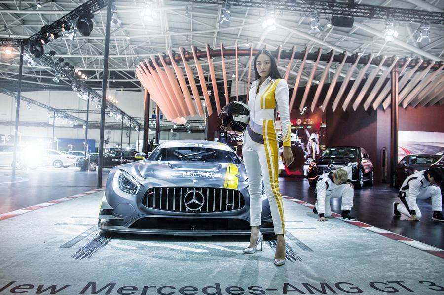 Mercedes-AMG GT3將在Mercedes-Benz展館中完整呈現,絕對是熱血車迷最不容錯過的參觀焦點.jpg