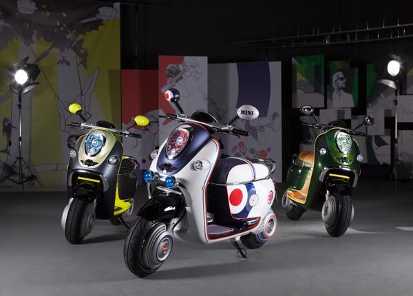 【新聞照片一】依舊是不容錯認的MINI經典設計:各領風騷的三款MINI_Scooter_E_Concept概念車.jpg