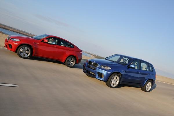 【新聞照片一】全新BMW X5 M、BMW X6 M高性能車款即將於2009年11月底在台發表.jpg