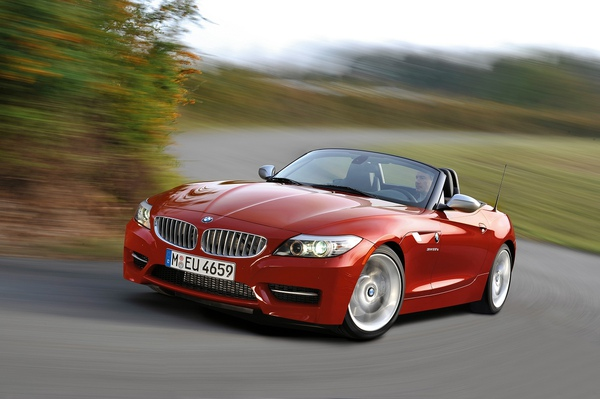 全新BMW Z4 sDrvie35is M Sports Package硬頂敞篷跑車_1.jpg