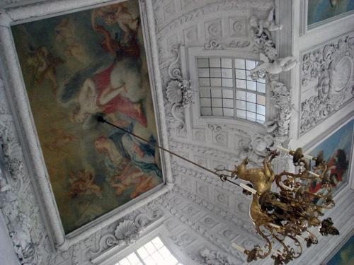 天花板繪畫