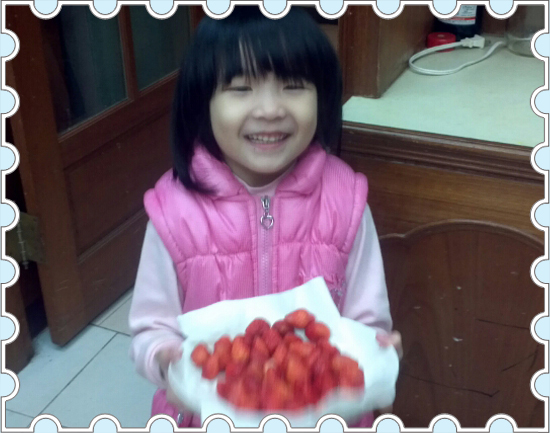 草莓糖葫蘆