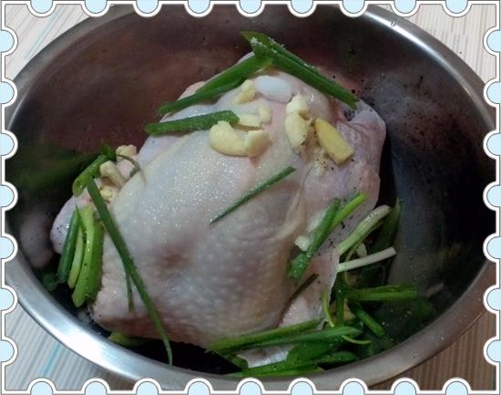 梅子烤雞-1