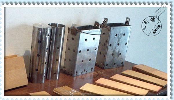 鉛筆製作流程-油炸桶