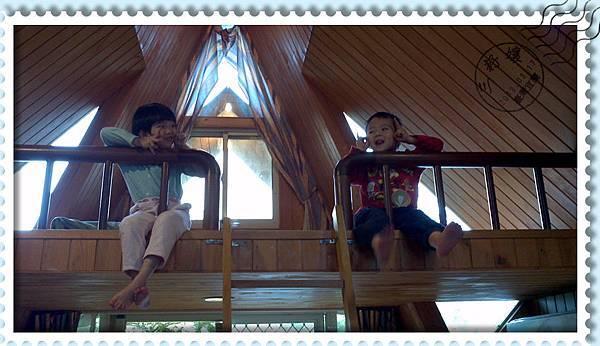 風箏小木屋閣樓