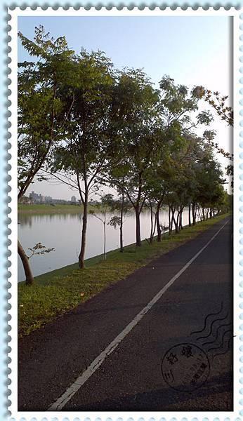 冬山河河堤步道