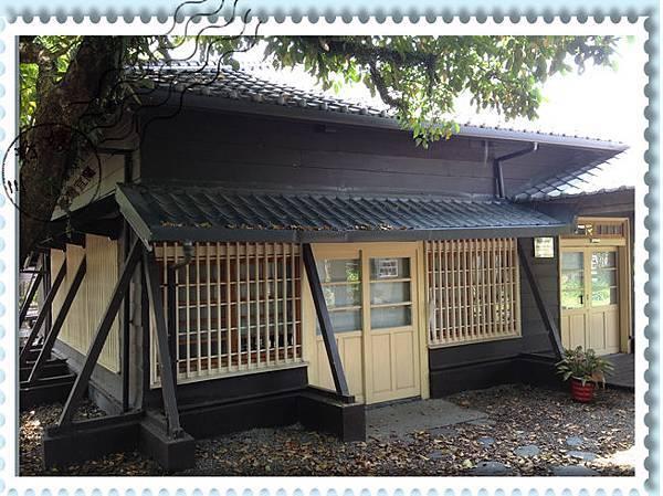 宜蘭羅東林業文化園區-日式建築