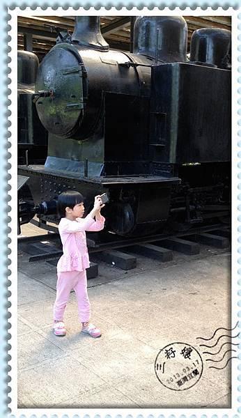 宜蘭羅東林業文化園區-老火車頭