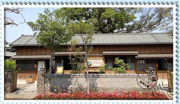 宜蘭羅東林業文化園區-日式建築1