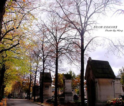 巴黎-蒙帕納斯公墓01