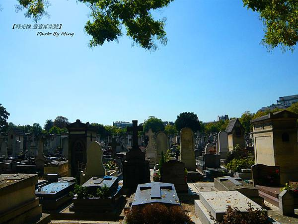 巴黎-蒙帕納斯公墓05