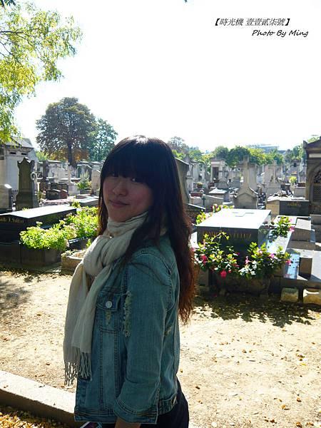 巴黎-蒙帕納斯公墓06