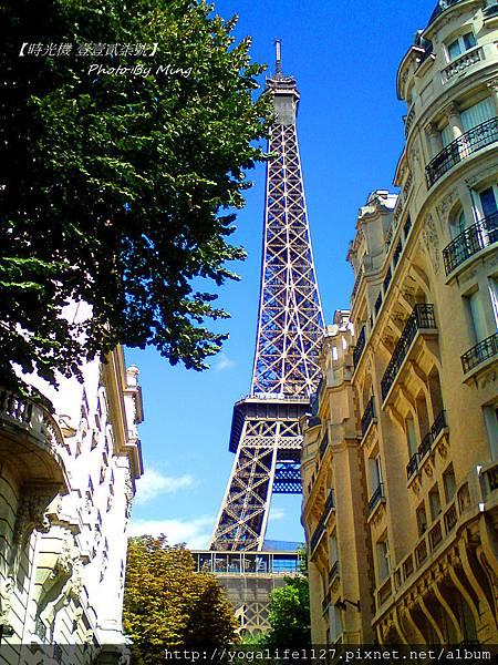巴黎-艾菲爾鐵塔01