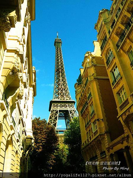 巴黎-艾菲爾鐵塔02-2