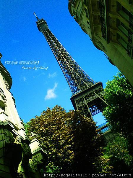 巴黎-艾菲爾鐵塔03
