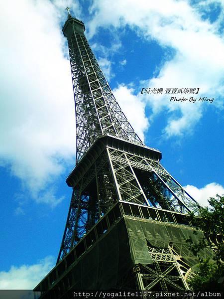 巴黎-艾菲爾鐵塔04