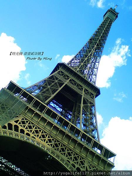 巴黎-艾菲爾鐵塔05
