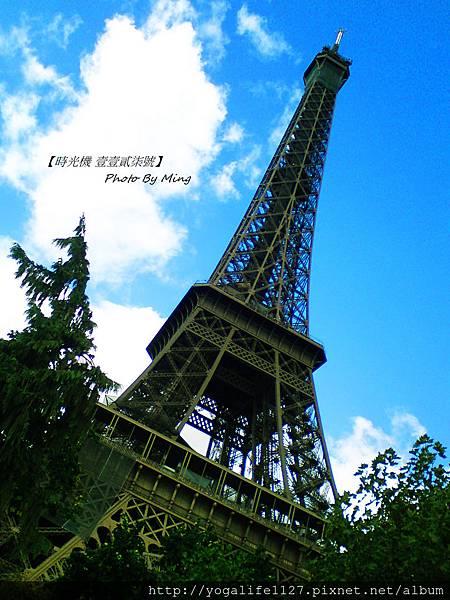 巴黎-艾菲爾鐵塔06