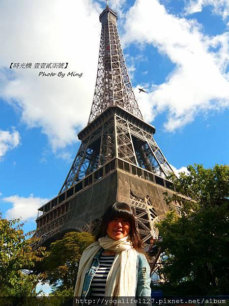 巴黎-艾菲爾鐵塔07