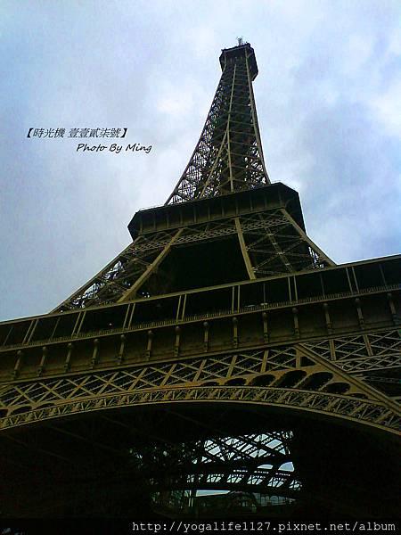 巴黎-艾菲爾鐵塔09