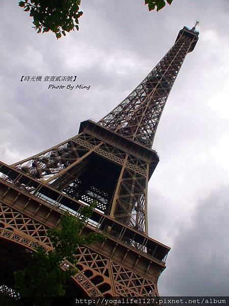 巴黎-艾菲爾鐵塔10