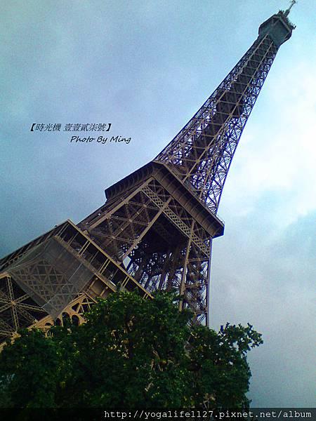 巴黎-艾菲爾鐵塔11