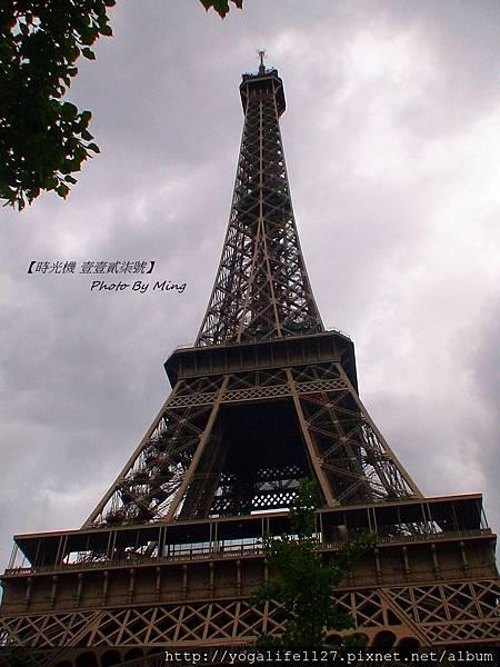 巴黎-艾菲爾鐵塔12
