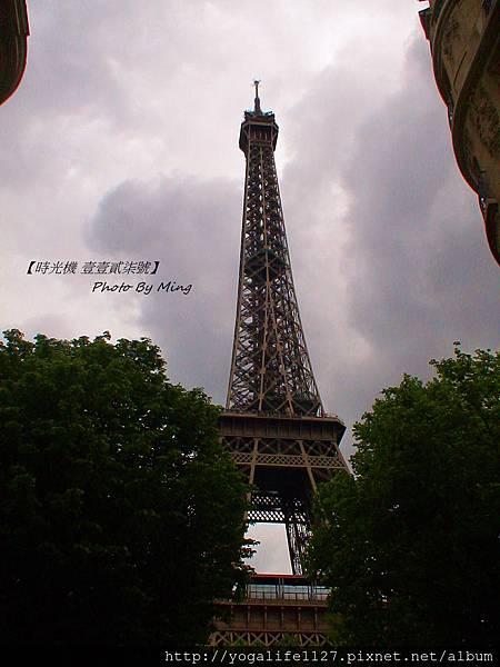 巴黎-艾菲爾鐵塔15