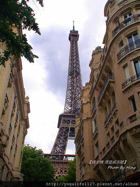 巴黎-艾菲爾鐵塔16