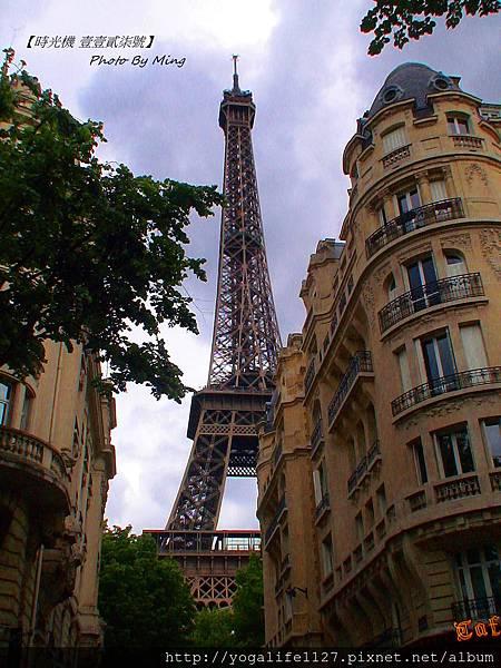 巴黎-艾菲爾鐵塔17