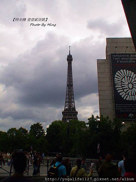 巴黎-艾菲爾鐵塔19