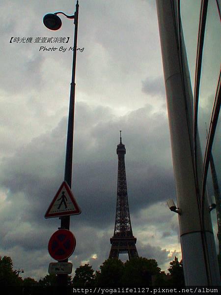 巴黎-艾菲爾鐵塔20