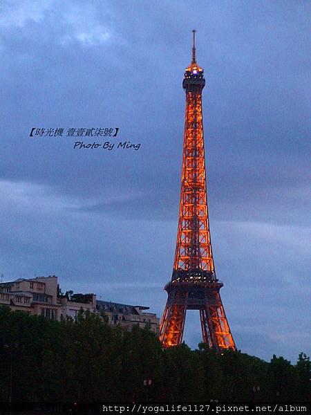 巴黎-艾菲爾鐵塔24