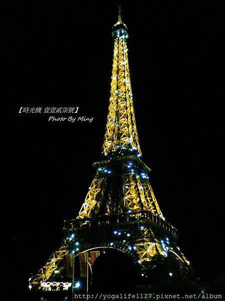巴黎-艾菲爾鐵塔29