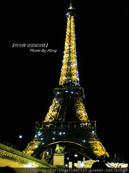 巴黎-艾菲爾鐵塔31