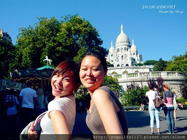 巴黎-特寫白教堂05