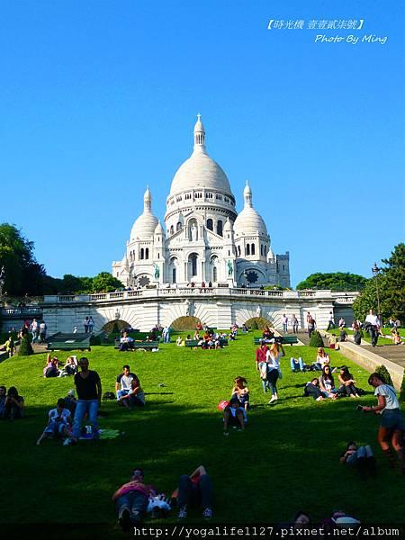 巴黎-特寫白教堂08