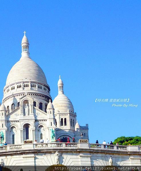 巴黎-特寫白教堂09